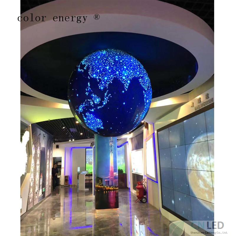 Customized Spherical LED display,Led Ball screen,Creative